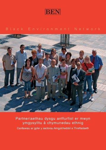 Guidelines Brochure - Black Environment Network
