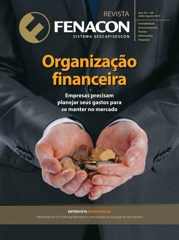 Organização financeira - Fenacon