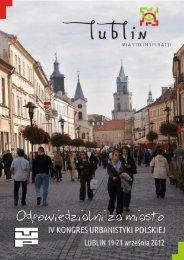 Pełny raport do ściągnięcia w pdf - Towarzystwo Urbanistów Polskich