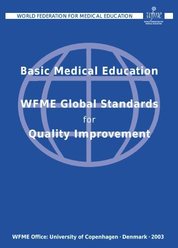 Modern improvements in medicine