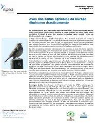 Comunicado de Imprensa (PDF) - spea.pt
