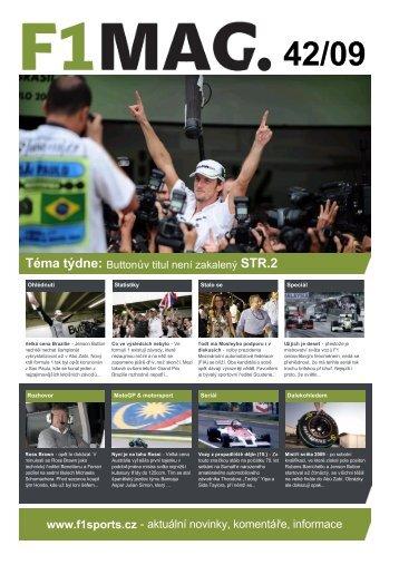 42/09 - F1sports.cz