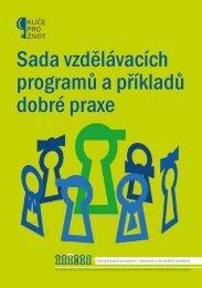 Sada vzdělávacích programů a příkladů dobré praxe - NIDM