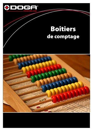 Boîtiers - Doga