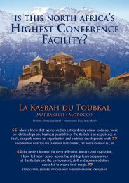 Download PDF - Kasbah du Toubkal