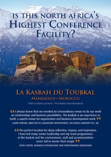 Download PDF - Kasbah du Toubkal