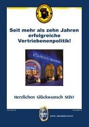 Ein Stück Rheinland für Zuhause - STÄNDIGE VERTRETUNG (StäV)