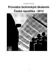 Průvodce technickým školením Česká republika ... - FORD Service