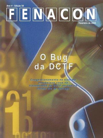 O Bug da DCTF - Fenacon