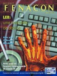 Publicação Mensal da Federação Nacional das ... - Fenacon