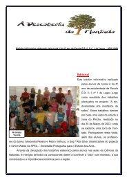 Boletim informativo da Escola 2,3 nº1 de Lagos - spea.pt