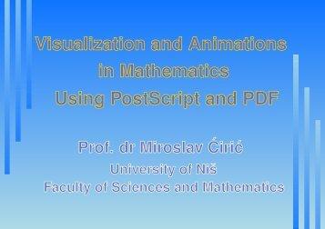 PDF presentation (5381 kB)