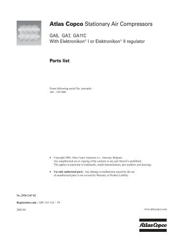 atlas copco xas 185 jd7 operators manual