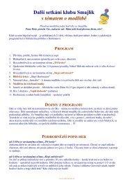 02 Ve Smajlíku o moditbě (pdf) - Tim 2,2