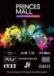 Prime retail space in Edinburgh's new fashion quarter - Culverwell ...