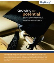 Growing our potential - Australian Institute for Teaching and School ...