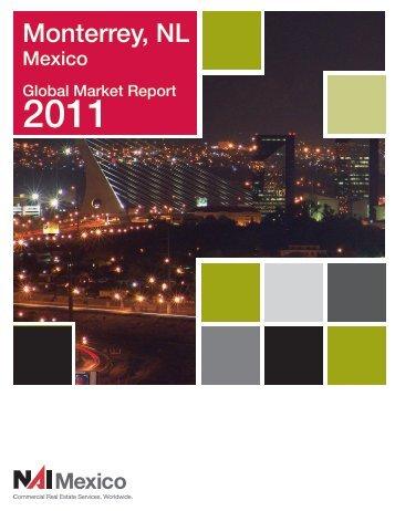 Monterrey 2011 Market Report - NAI Mexico