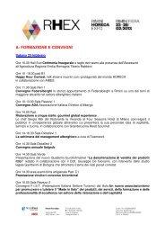 Programme - Rimini Turismo