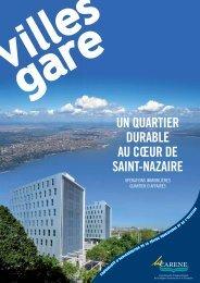un quartier durable au cœur de saint-nazaire - La Carène