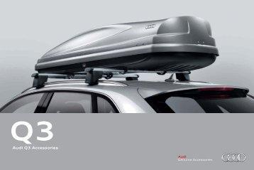 Download accessories catalogue - PDF - Audi