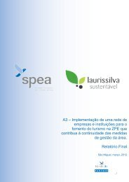 A3: Rede de Empresas CETS Terras do Priolo - LIFE Laurissilva ...