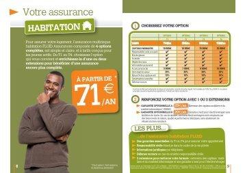 assurance habitation smeno. Black Bedroom Furniture Sets. Home Design Ideas