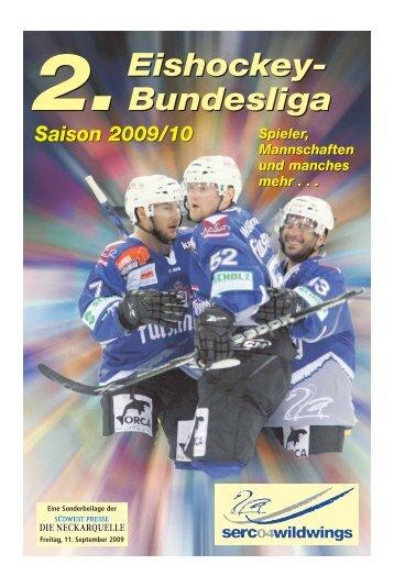 Eishockey - Schwenninger Wild Wings