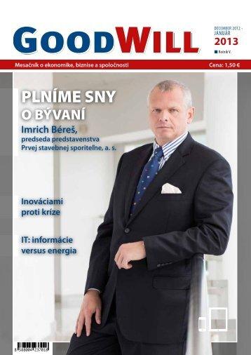PLNÍME SNY - GoodWill - Eu.sk