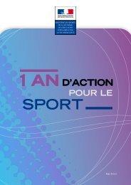Bilan sport - Association des maires de grandes villes de France