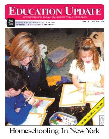 Education Update - July 2002