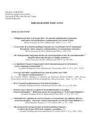 liste travaux g. alberton-2011 - UFR Pluridisciplinaire de Bayonne