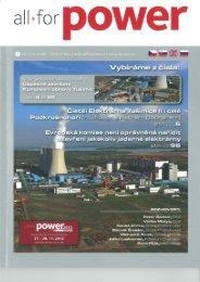 Pět tisíc armatur pro Komplexní obnovu Elektrárny Tušimice II