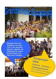 Klasse 2b - Grundschule Eurasburg