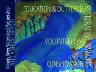 Report - Illinois River Watershed Partnership