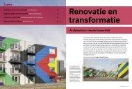 Open artikel de Architect - BAVAVLA