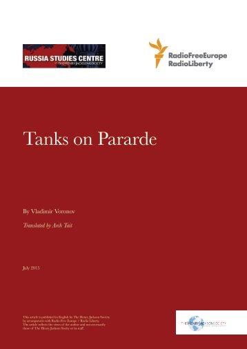 Tanks-on-Parade