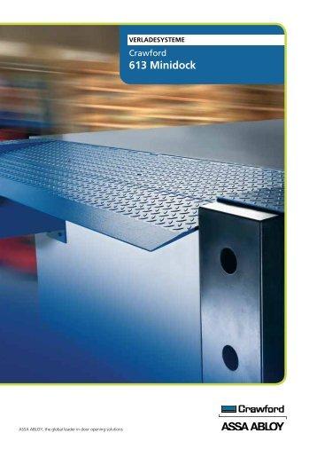 613 minidock - Crawford hafa GmbH