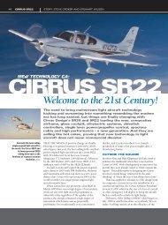 SR-22 - Black Rock Global Services