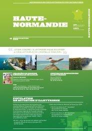 Télécharger l'état des lieux 2012_HAUTE-NORMANDIE - Agence ...