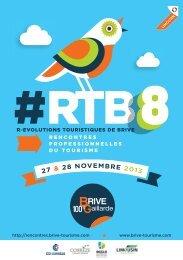 Télécharger le programme détaillé - Rencontres Tourisme Brive