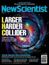 New Scientist Magazine - No. 3011