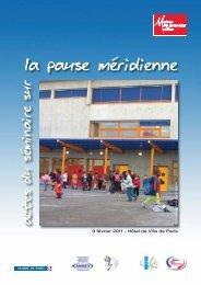 Les actes - Association des maires de grandes villes de France
