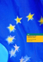 A practical guide to the EU - Department for Business, Innovation ...