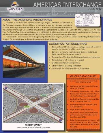 June 2012 Newsletter - CRRMA
