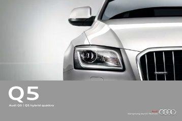 Katalog zum Audi Q5