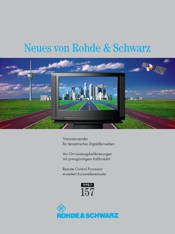 Deutsch - Rohde & Schwarz
