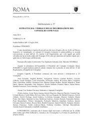 Deliberazione n. 57 - Ama