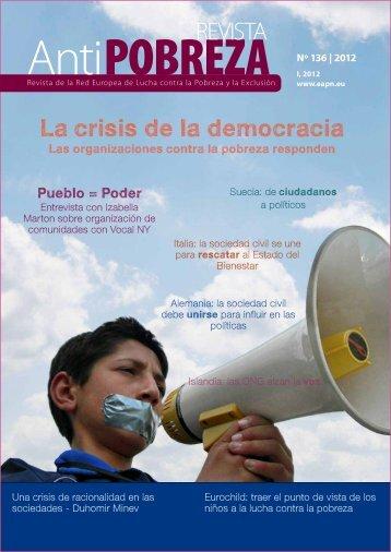 Revista AntiPobreza número 136 - Eapn