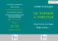 LIVRET CCAS DE JOUE LES TOURS