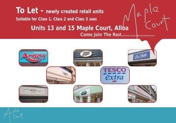 maple court_unit14-15b.qxp - Culverwell Property Consultants